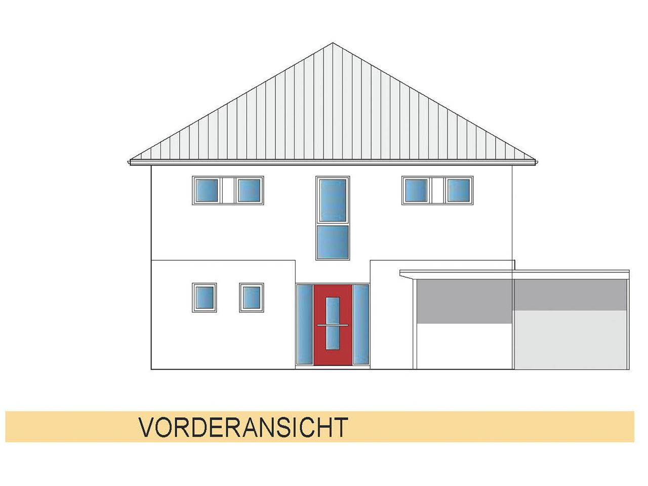 Traufhöhe Stadtvilla neubau 2 stadtvillen in dorsten wulfen